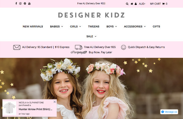 Designer Kidz